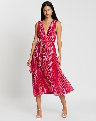 Talulah Sugar And Spice Midi Dress