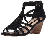 Kensie Women's Sisha Wedge Sandal