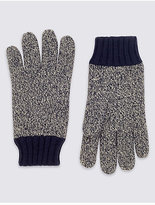 M&S Collection ThinsulateTM Knitted Gloves