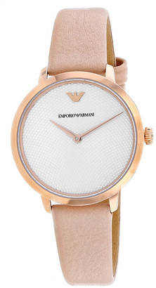 Giorgio Armani Women's Two Hand Watch