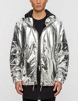 REPRESENT Clothing Zip Rain Jacket