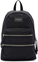 Marc Jacobs Black Nylon Biker Backpack