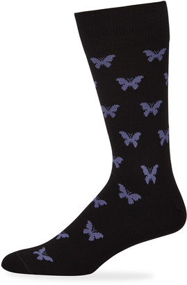 Paul Smith Men's Butterfly Socks