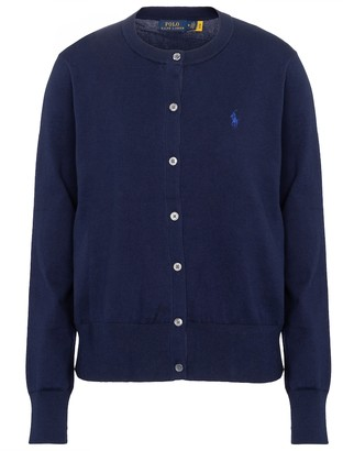 Polo Ralph Lauren Cotton-blend cardigan