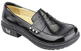 Alegria Taylor Stain-Resistant Leather Penny Loafers