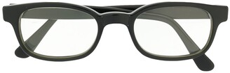 Dolce & Gabbana Eyewear Classic Wayfarer Glasses