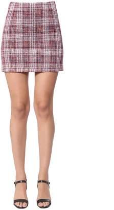 "Jovonna London gilot"" mini skirt"