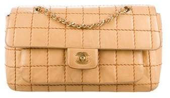 Chanel Square Quilt Flap Bag