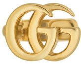 Gucci Double G yellow gold single earring