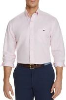 Vineyard Vines Cotton Linen Tucker Classic Fit Button Down Shirt