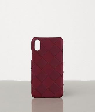 Bottega Veneta Iphone X/Xs Case In Intrecciato Nappa
