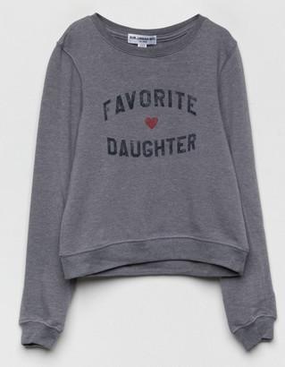 Sub Urban Riot Favorite Daughter Girls Sweatshirt