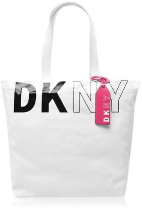 DKNY Pvc Tote Bag