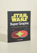 Chronicle Books Star Wars Super Graphic