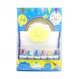 Kitpas Bathtub Coloring Set with Sponge