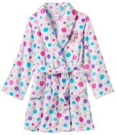 Shopkins I Love SPK Girls Bathrobe-12