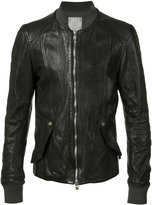 Guidi bomber jacket