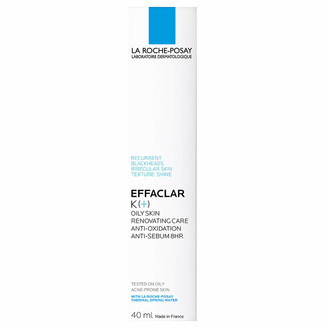 La Roche-Posay Effaclar K(+) Anti-Blackhead Moisturiser 40ml