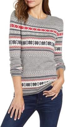 Tommy Hilfiger Snowflake Fair Isle Sweater