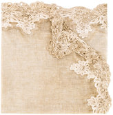 Faliero Sarti embroidered scarf
