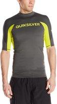 Quiksilver Men's Performer Short Sleeve Rashguard
