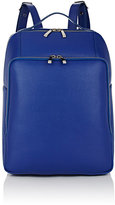 Barneys New York MEN'S STRUCTURED BACKPACK-BLUE