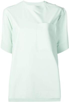 Kwaidan Editions chest pocket T-shirt