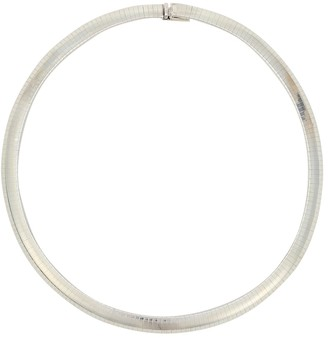Sophie Buhai 1930 Sterling Silver Collar