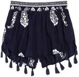 Vintage Havana Girls' Tassel Shorts