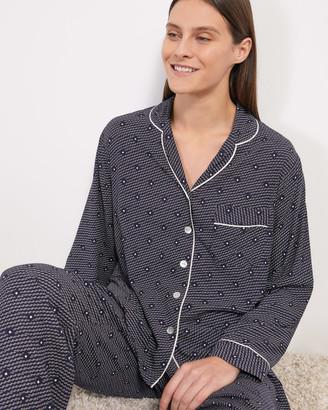 Jigsaw Geo Herringbone Pyjamas