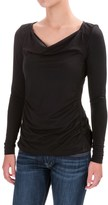 Royal Robbins Essential Cowl Neck Shirt - UPF 50+, TENCEL® Stretch Jersey, Long Sleeve (For Women)