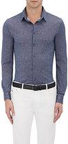Giorgio Armani Men's Cotton Button-Front Shirt
