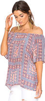 Tolani Maritza Top in Pink. - size L (also in M,S,XS)