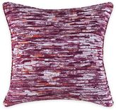 Christian Siriano Watercolor Bloom 20-Inch Square Throw Pillow in Pink
