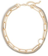 Nordstrom Women's Double Row Link Necklace