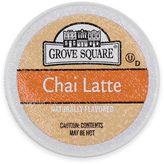 24-Count Grove SquareTM Chai Latte for Single Serve Coffee Makers