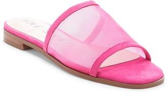 Sole Society Selinda Slip On Sandal
