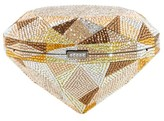Judith Leiber Couture Diamond Crystal Clutch