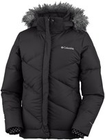 Columbia Snow Trinity Down Bomber Jacket - Insulated (For Toddler Girls)