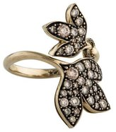 H.Stern 18K Diamond Hera Cocktail Ring