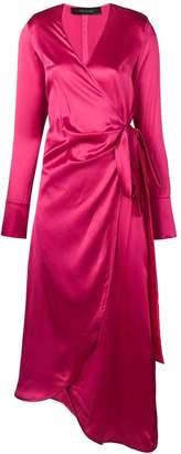 FEDERICA TOSI wrap dress