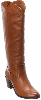 Frye Jolene Pull On Leather Boot