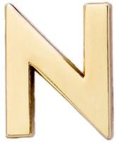 N. Make Heads Turn Letter Pin