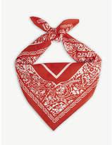 Kenzo DREAM print cotton bandana