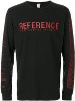 Yang Li printed sweatshirt