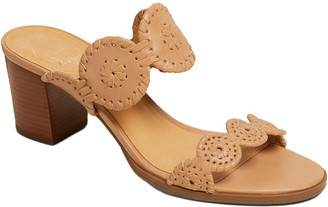 Jack Rogers Lauren Leather Sandal