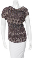 Etoile Isabel Marant Knit Sleeveless Top