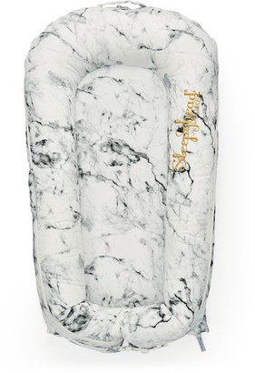 Sleepyhead Carrara Marble Deluxe Pod Spare Cover (0 Months - 8 Months)