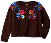 Tea Collection Aymara Embroidered Cardigan (Toddler, Little Girls, & Big Girls)