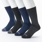 Dickies 4-pk. Performance Thermal Crew Socks